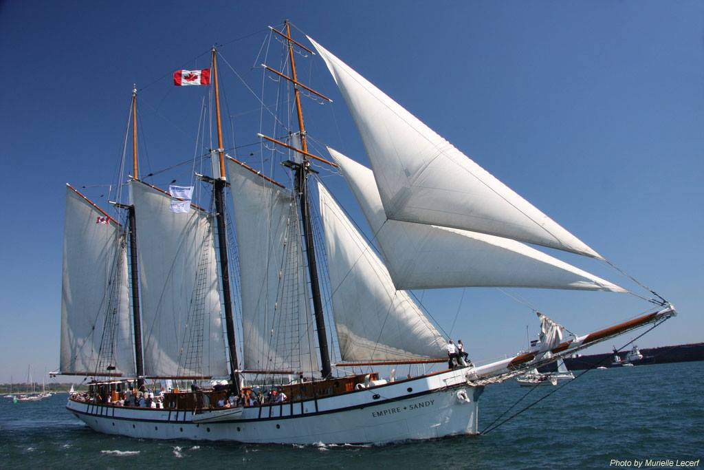 Tallship Empire Sandy