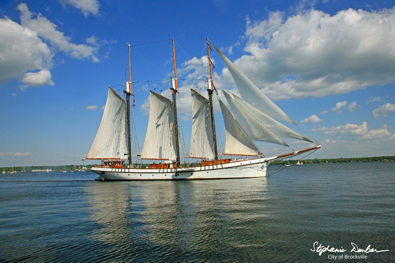 10 Historic Facts About The Tall Ship:  Empire Sandy