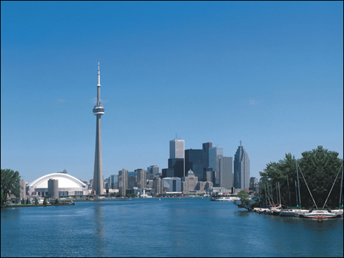 Corporate Cruises on Toronto Harbourfront